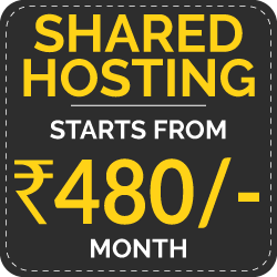 Shared Hosting Pricing